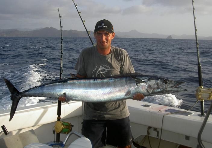 Спортивная рыбалка на марлина