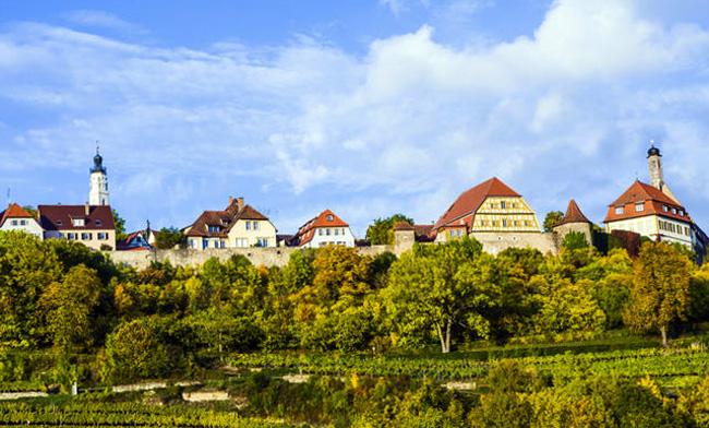 Курортный регион «Очаровательная долина Таубер»