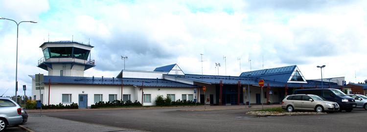 Аэропорт Каяни