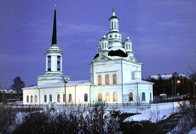 Алексеевская церковь