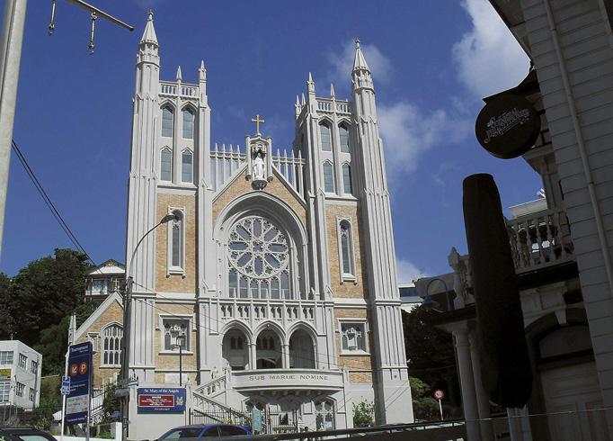 Церковь Святой Марии Ангелов