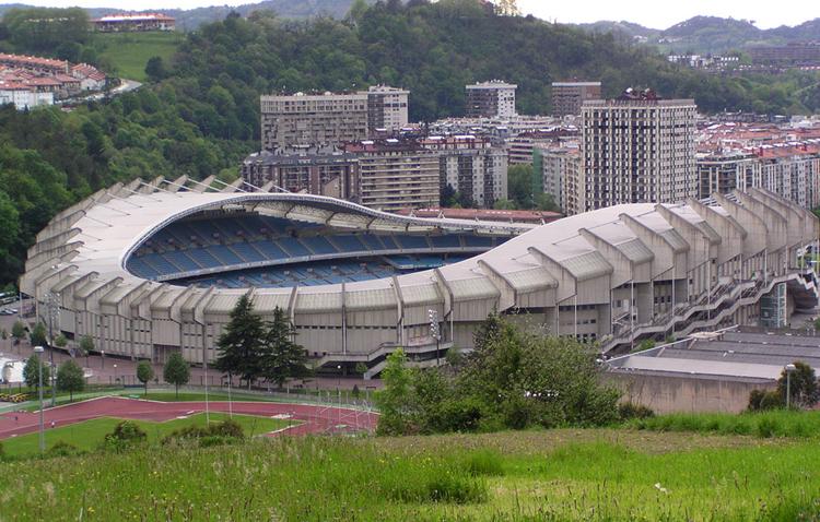 Стадион Anoeta