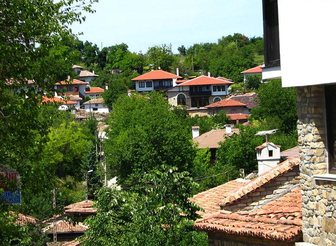 Деревня Арбанаси