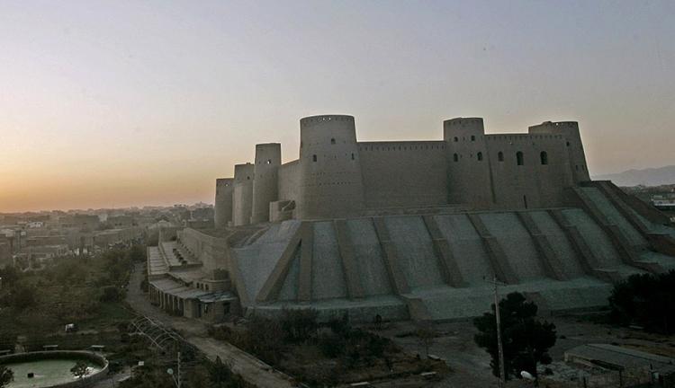 Цитадель Герата