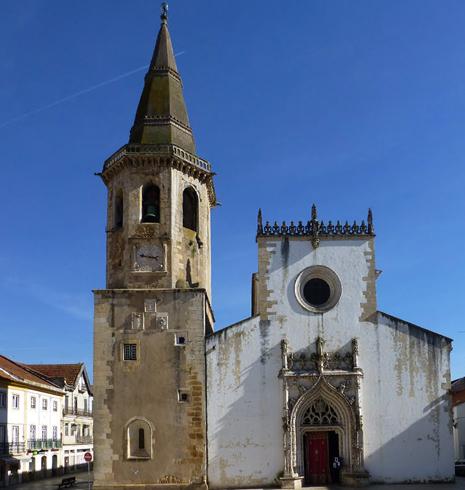 Церковь Сан-Жуан-Батишта