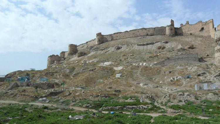 Крепость Бала-Хиссар