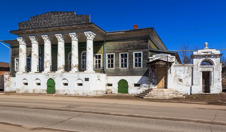Дом купца Баркова