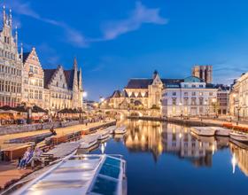 Основные достопримечательности Бельгии