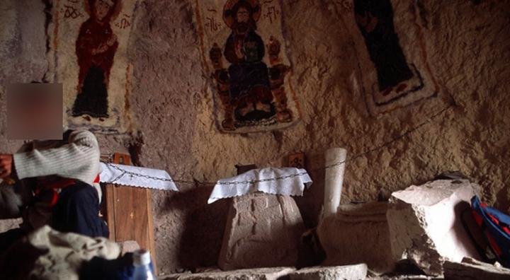 Древний пещерный монастырский комплекс Бетлеми