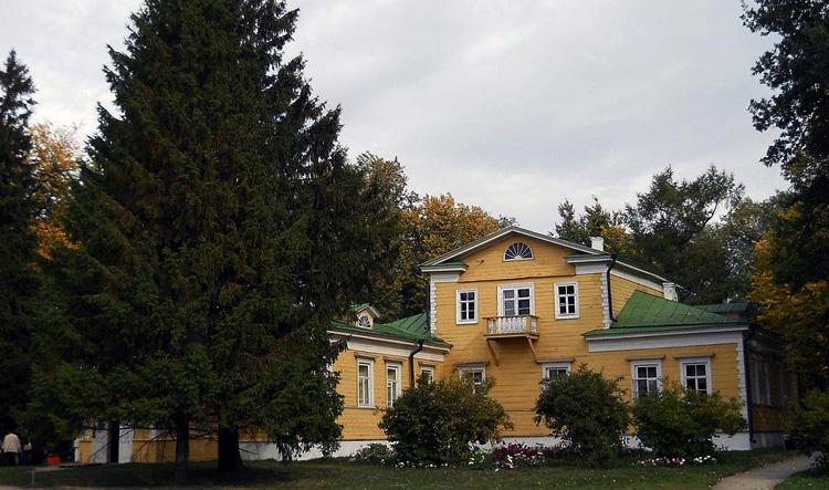 Музей-заповедник «Болдино»