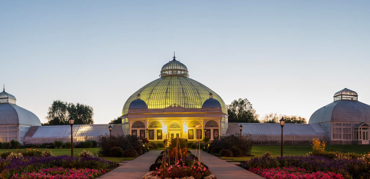 Ботанический сад Буффало и графства Эри