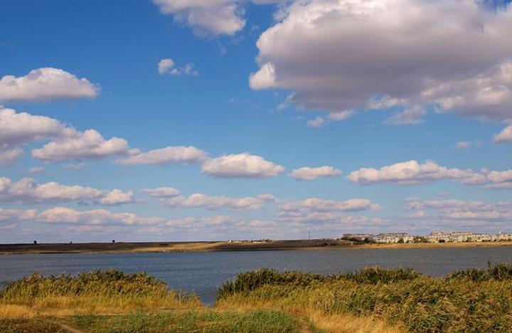 Озеро Буйвол