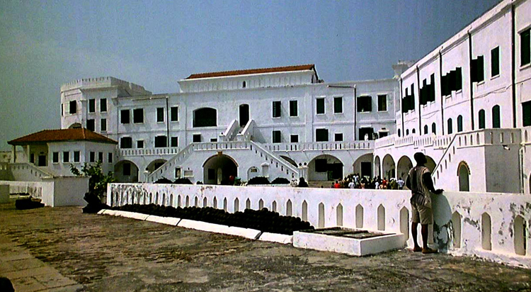 Замок Кейп Кост
