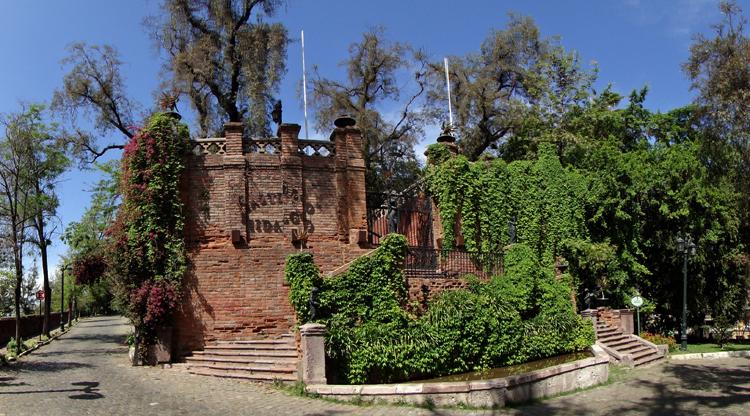 Замок Идальго