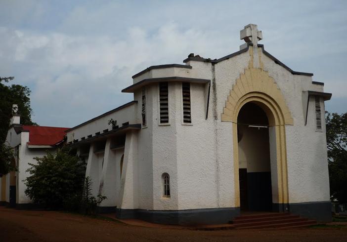 Церковь Святого Иоанна в Энтеббе