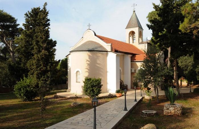 Церковь во имя Илии-Пророка на библейской горе