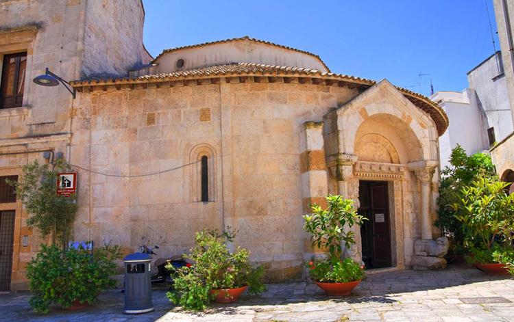 Церковь Святого Иоанна у Гроба
