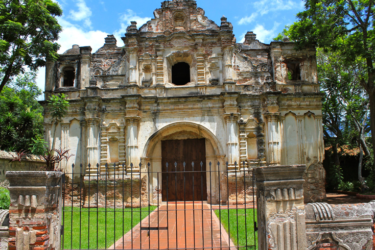 Церковь Сан-Хосе Эль Вьехо