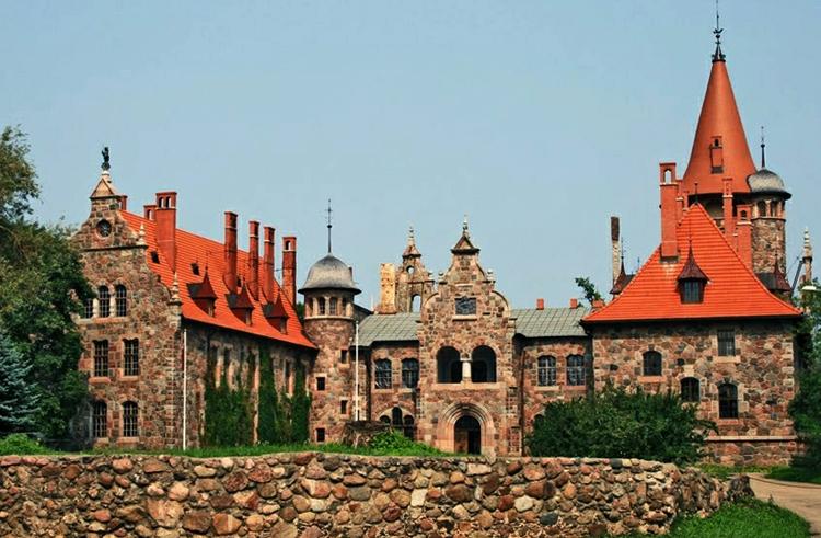 Цесвайнский замок