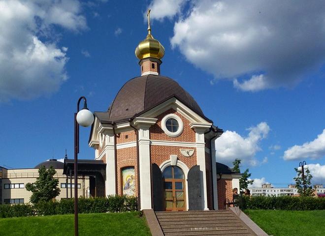Церковь-часовня Серафима Саровского