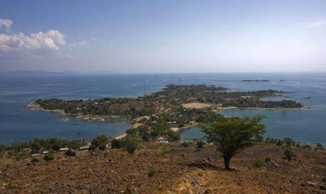 Остров Чизумулу