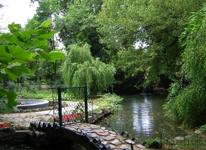 Парк Чишмиджиу