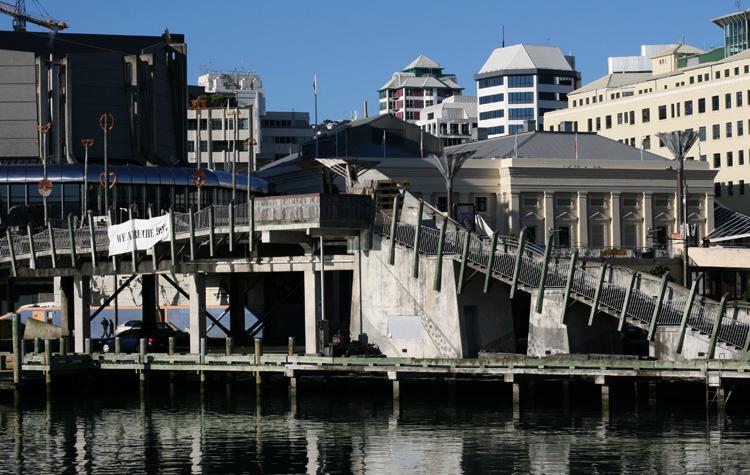 Мост «Город в море»