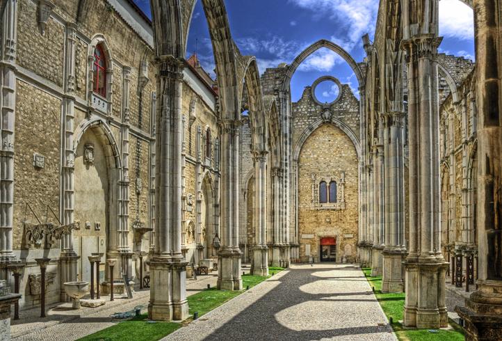 Кармелитский монастырь и церковь Карму