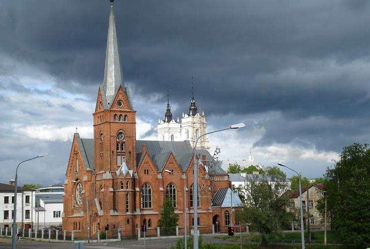 Евангелическо-лютеранская церковь Мартина Лютера