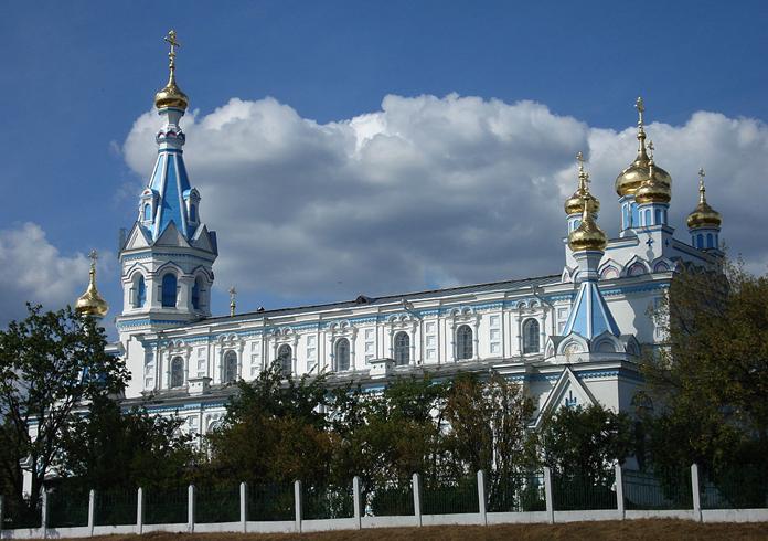 Борисоглебский кафедральный собор