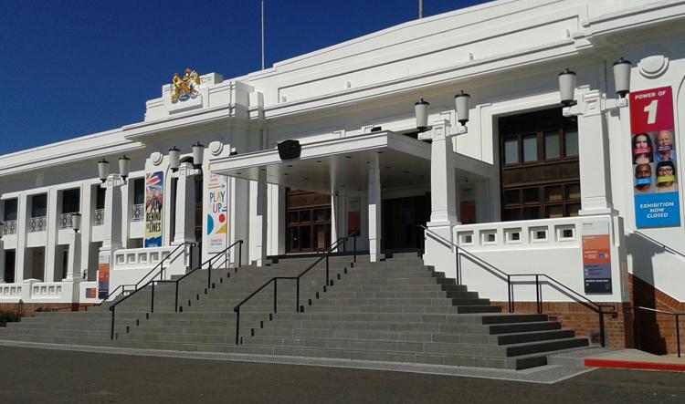 Музей австралийской демократии