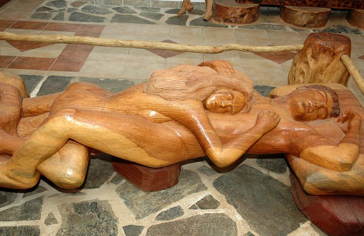 Музей деревянной скульптуры