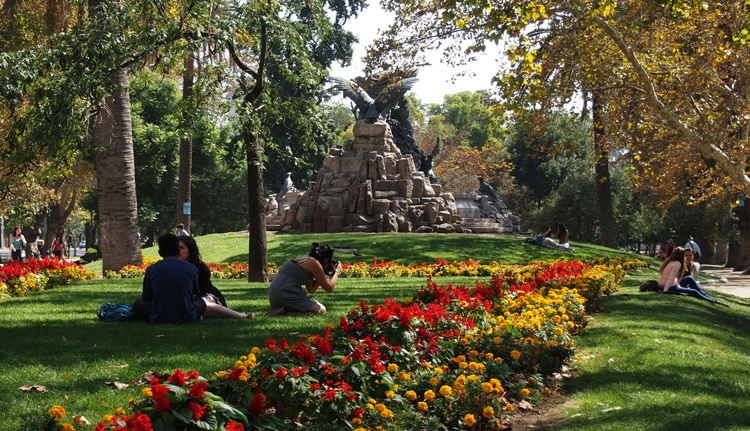 Парк Форесталь