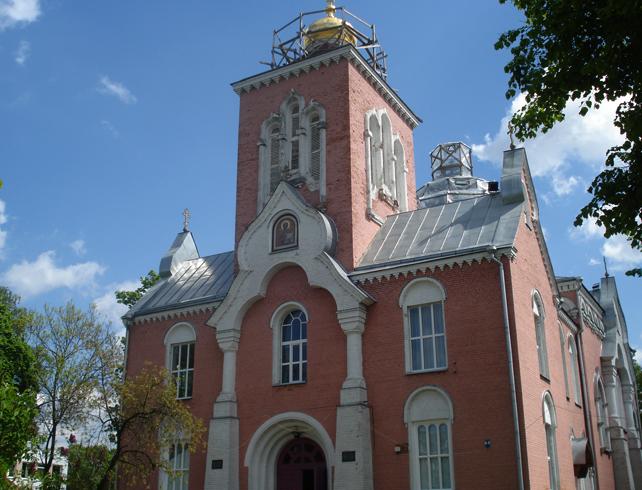 Моленная Даугавпилсской старообрядческой общины