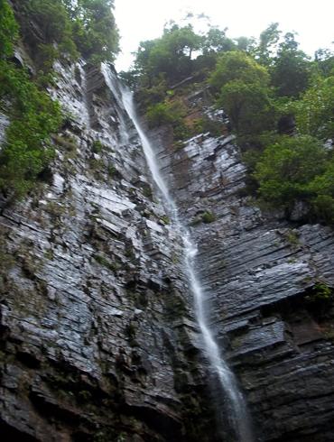 Водопад Диндефелло