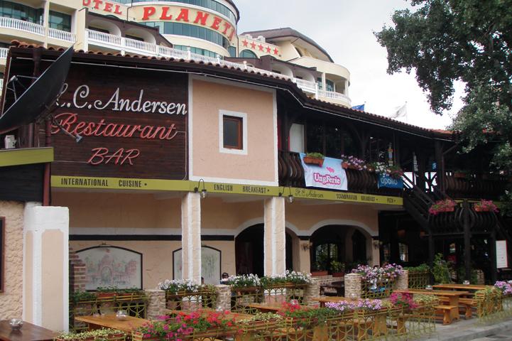 Ресторан «H.C.Andersen»