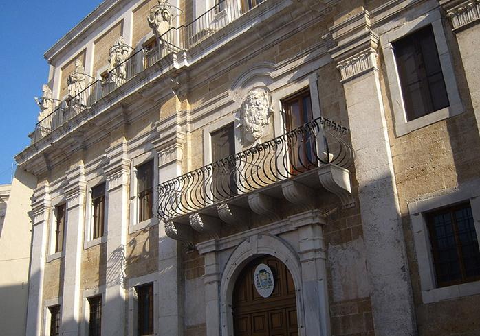 Дворец семинарии и музей Джованни Тарантини