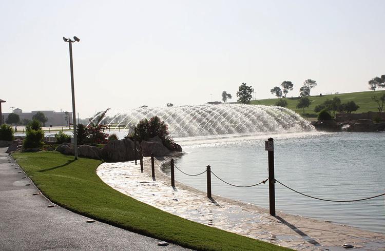 «Эспайр» парк