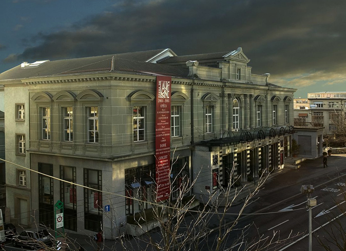 Опера Лозанны