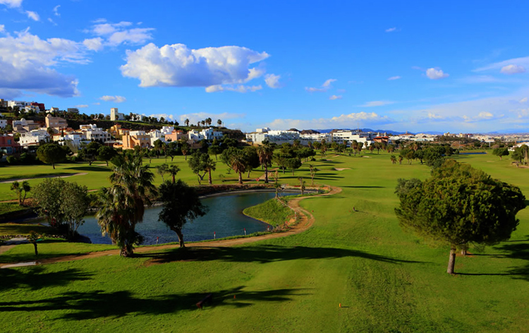 Гольф-клуб Marina Golf Mojacar
