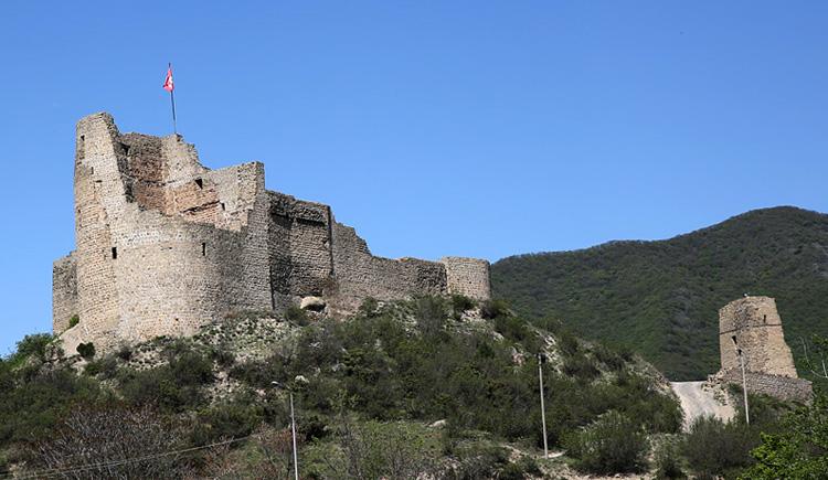 Крепость Бебри