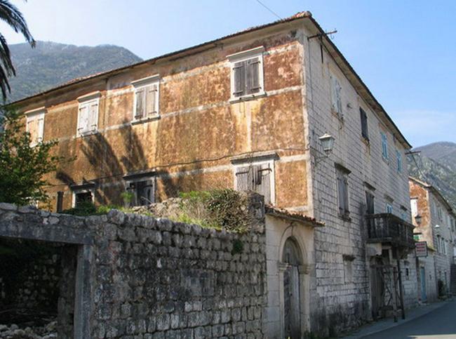 Дворец Флорио-Луковичей