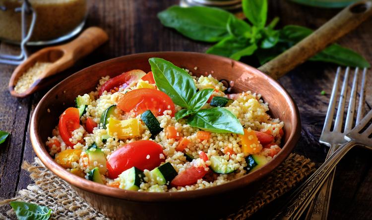 Алжирская кухня