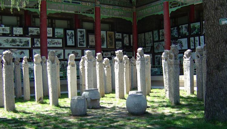 Музей «Каменный лес» или «Лес стел»