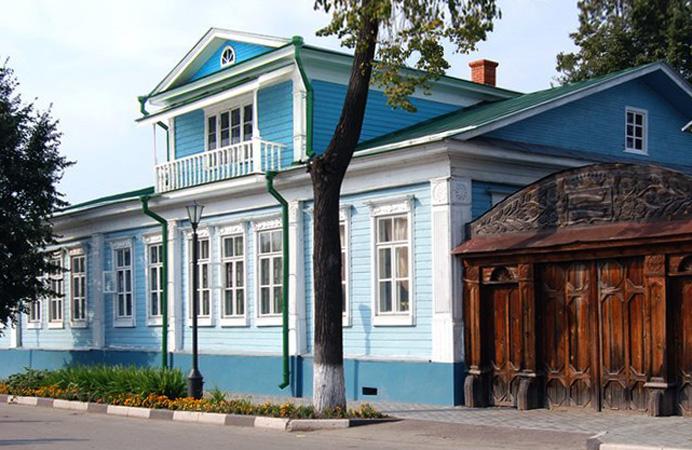 Музей «Дом графини Паниной»