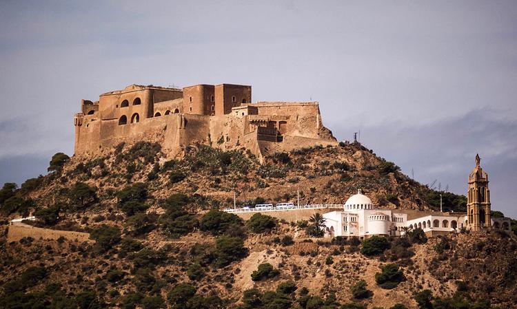 Форт Санта-Круз