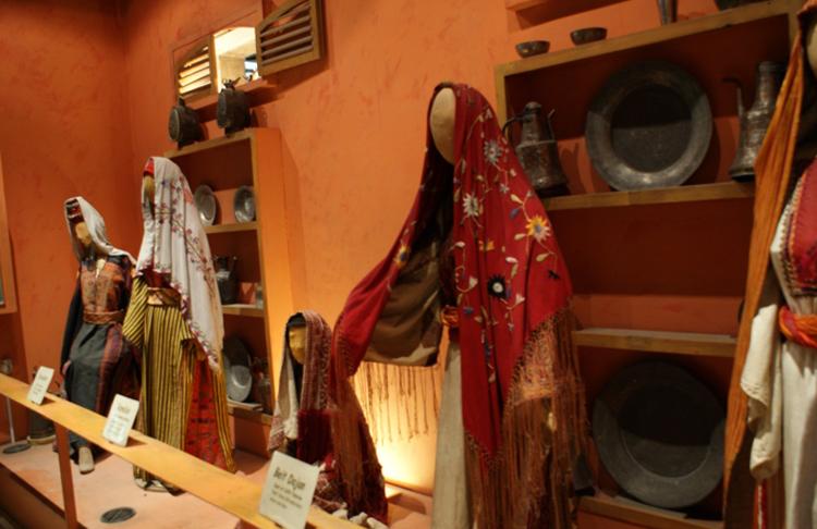Внутри музея народных традиций