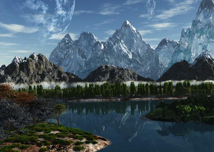 Хрустальные горы