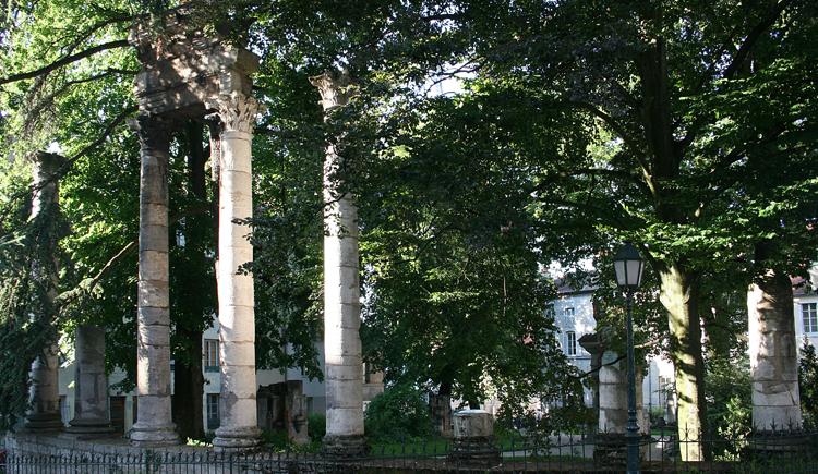 Археологическая территория Кастан