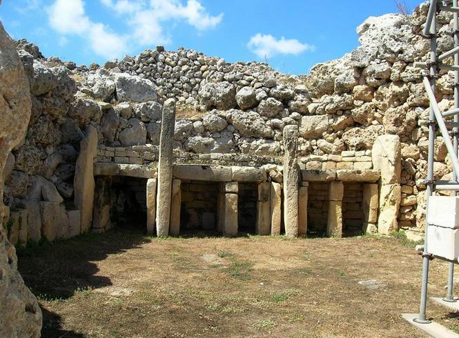 Храмовый комплекс Джгантия